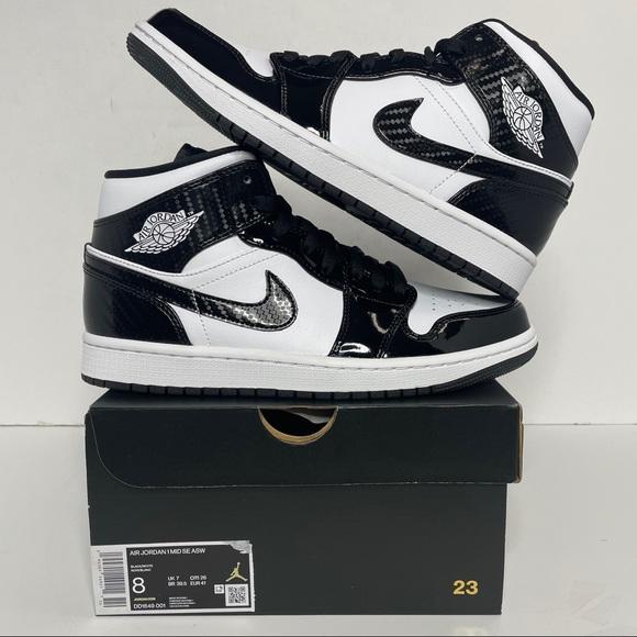 Jordan Shoes | Nike Air Jordan Retro Mid Se Carbon Fiber New ...